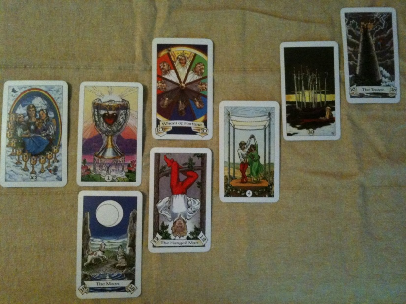 Tarot Reading - 7/25/2010