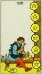 8 of Pentacles