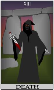 XIII - Death