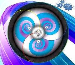 Spirals By Zack Covell
